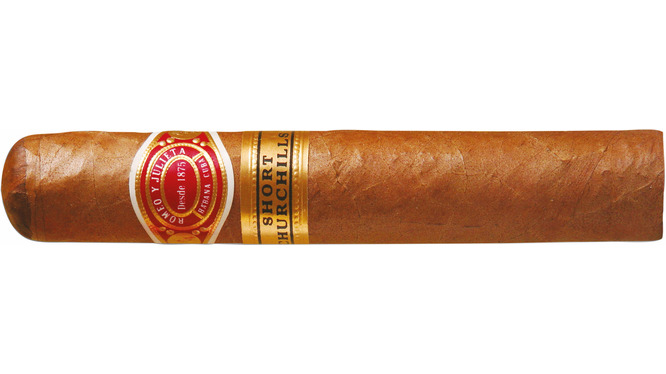 Romeo y Julieta Short Churchill kubanische Zigarre