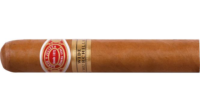 Romeo y Julieta Wide Chuchills kubanische Zigarre