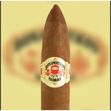 Diplomaticos kubanische Zigarren