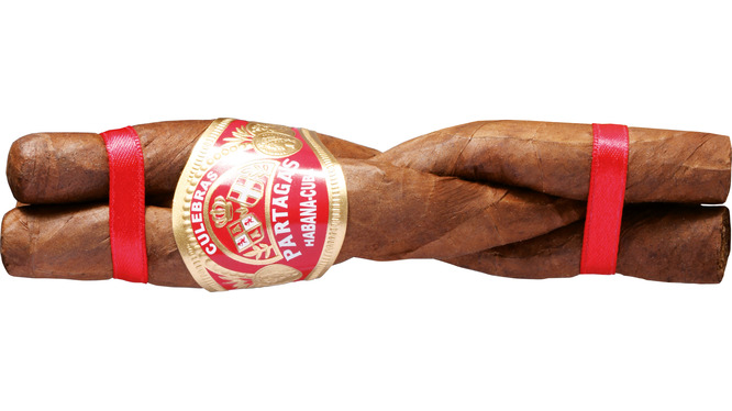 Partagas Culebras Zigarren