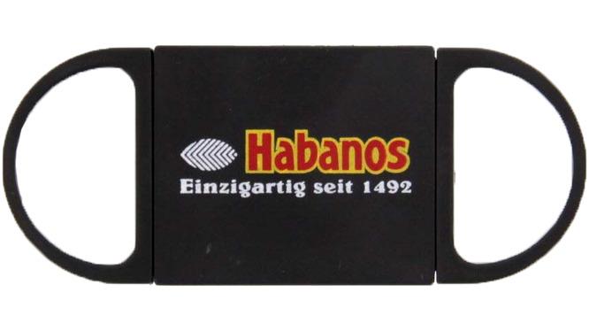 Habanos Easycut Zigarrenabschneider mit zwei Klingen