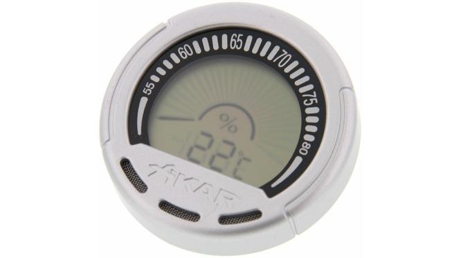 Xikar Hygrometer II PuroTemp™ Digital Hygrometer Wireless Remote Sensoreinheit