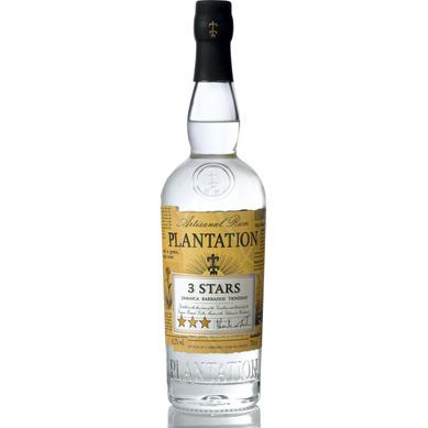 Plantation Rum 3 Stars White Artisanal Rum | La Casa del ...