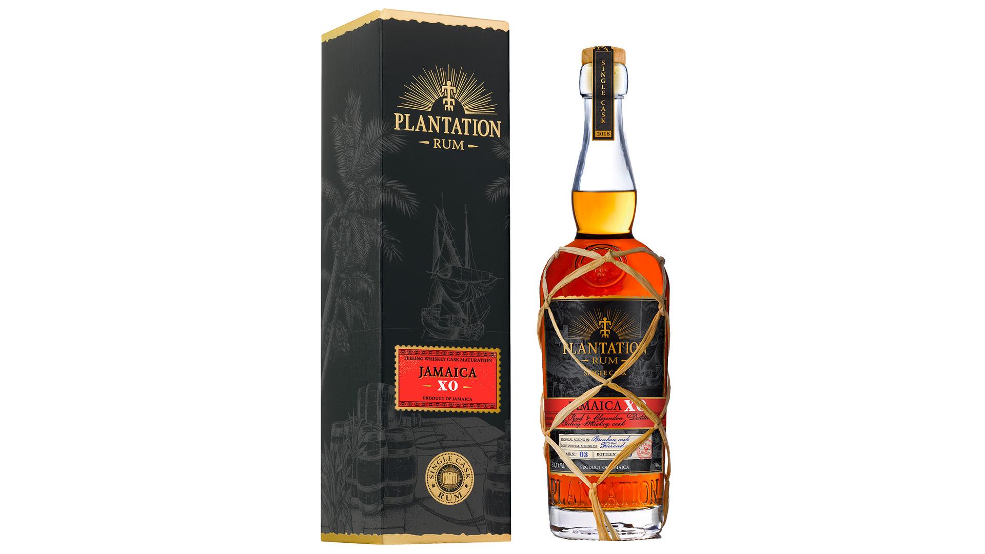 Plantation Rum Jamaica XO Single Cask 2018 | La Casa del ...